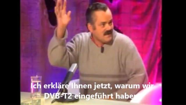 Geheime DVB-T2 Pläne enthüllt