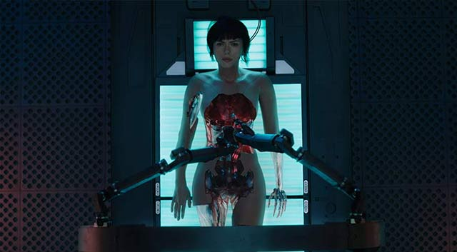 Ghost In The Shell: 2. Trailer zur Real-Verfilmung