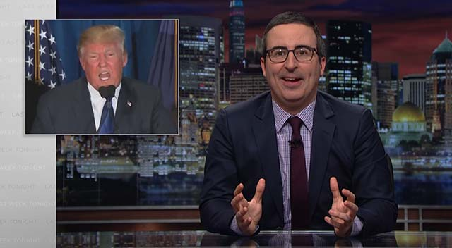 Last Week Tonight: Trump vs. Truth