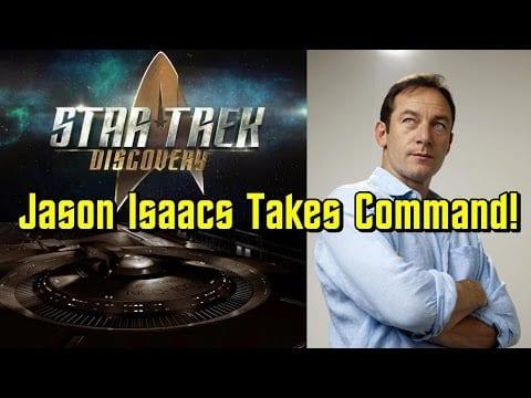 Das ist der neue Star Trek Captain