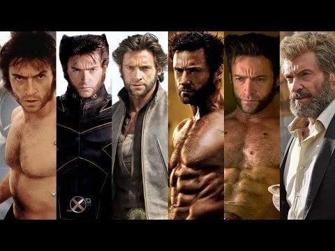 Wolverine im Zeitverlauf