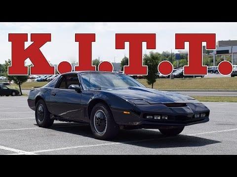 Wie gut fährt sich KITT?