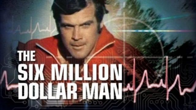 Klassiker der Woche: Der Sechs-Millionen-Dollar-Mann