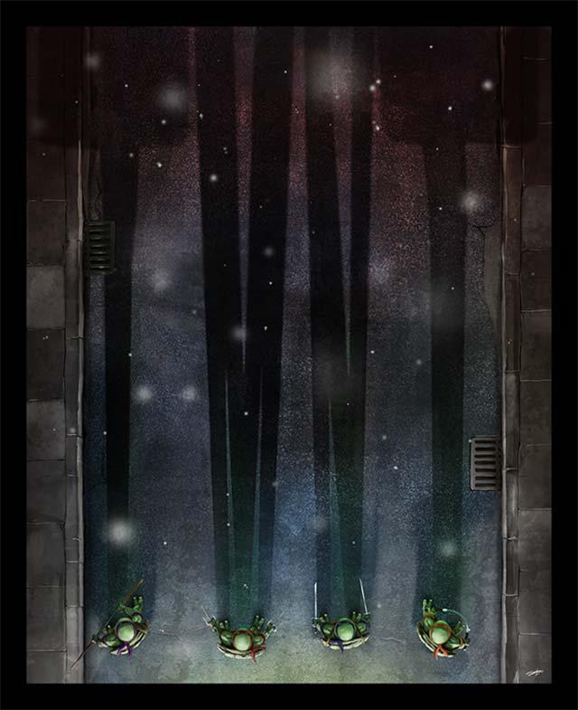 Andy-Fairhurst_07 Digital Paintings von Andy Fairhurst