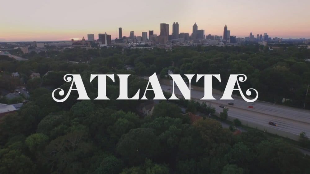Review: Atlanta Staffel 1