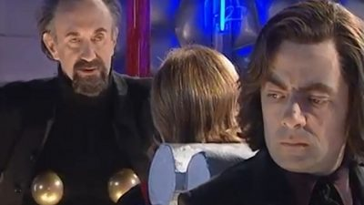 Comic Relief Special: Doctor Who – The Curse of Fatal Death (1999)
