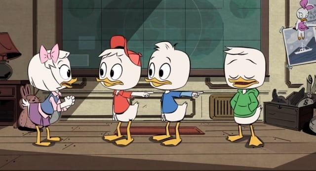 Erster Trailer zum DuckTales Reboot