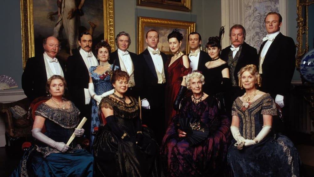 Serientest: The Forsyte Saga
