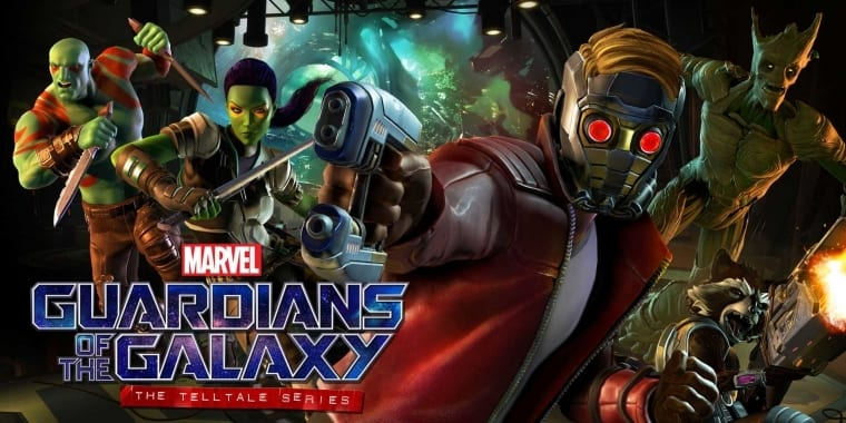 Marvel's Guardians of the Galaxy Telltale Series startet am 18. April