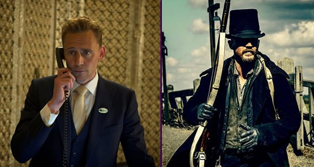 """The Night Manager"" und ""Taboo"" gehen in eine 2. Staffel"