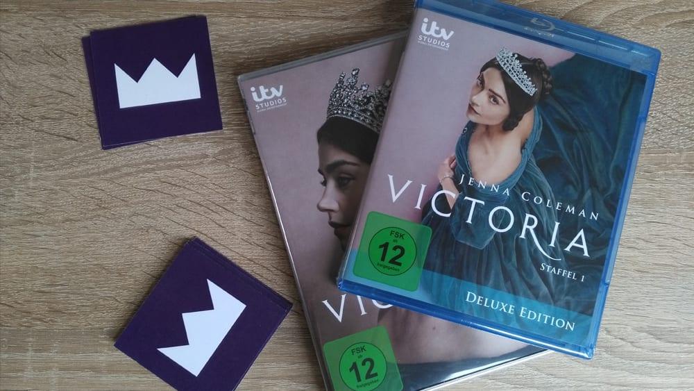 """VictoriasGewinnspiel DVD/ Blu-Ray Gewinnspiel zu """"Victoria"""""""