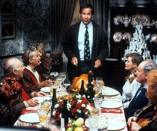 Welcher Seriencharakter sollte Dein Weihnachtsessen aufmischen?