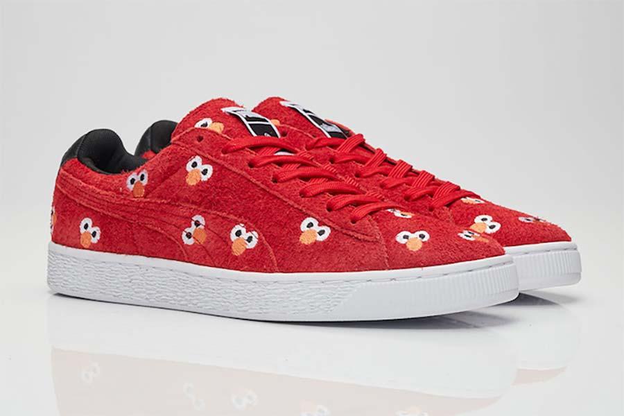 Sesamstraßen-Sneaker von Puma