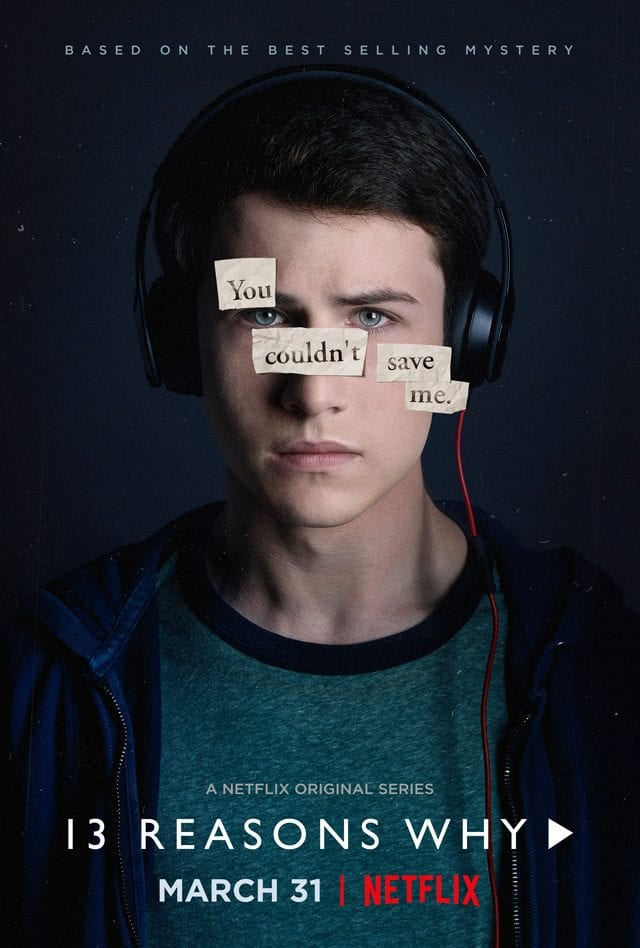 13 Reasons Why –Clay © Netflix