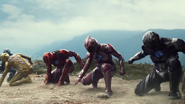 Power Rangers © Lionsgate