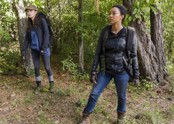 twds07b26 Review: The Walking Dead S07E14 - The Other Side