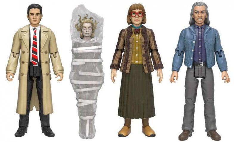 Twin Peaks: Actionfiguren zum Staffelstart
