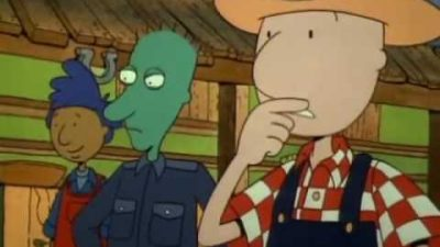 Skeeter und Doug singen 'Throw Some D's'