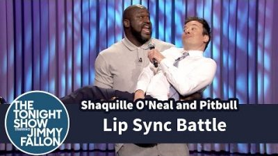 Lip Sync Battle mit Shaquille O'Neal
