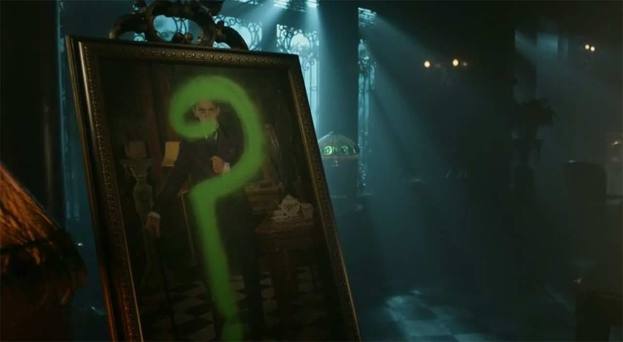 Review: Gotham S03E15 – How The Riddler Got His Name