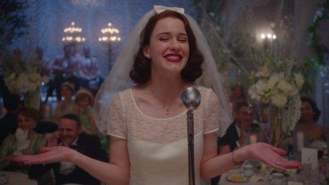 Review: The Marvelous Mrs. Maisel S01E01 – Pilot