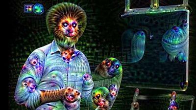 Ein neurales Netzwerk schaut Bob Ross