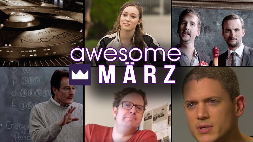 awesome März