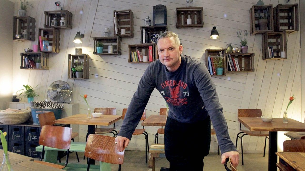 Christian Kahrmann: Zwischen Kaffeekunst und Kameraaction