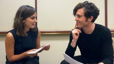 "Victoria: Jenna Coleman und Tom Hughes spielen ""Would You Rather?"""