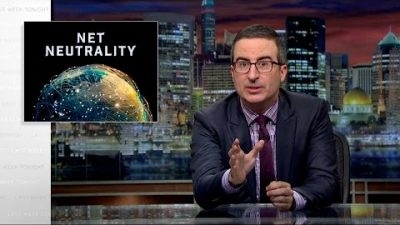 Last Week Tonight with John Oliver: Net Neutrality II