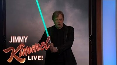 Mark Hamill überrascht Star Wars Fan