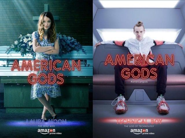 American Gods bekommt zweite Staffel