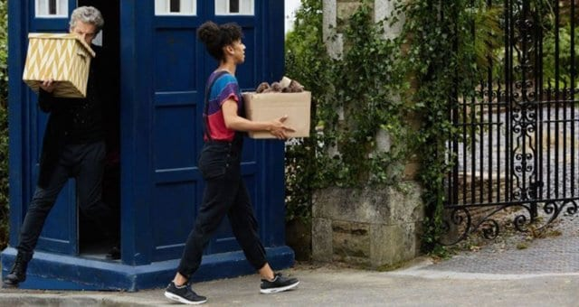 Review: Doctor Who S10E04 – Knock Knock