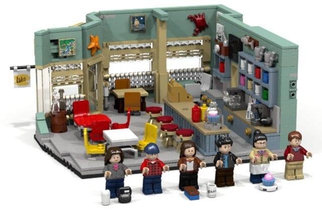 Gilmore Girls bald als LEGO-Set zu haben?