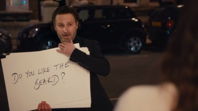 Red Nose Day Actually mit TWD-Star Andrew Lincoln