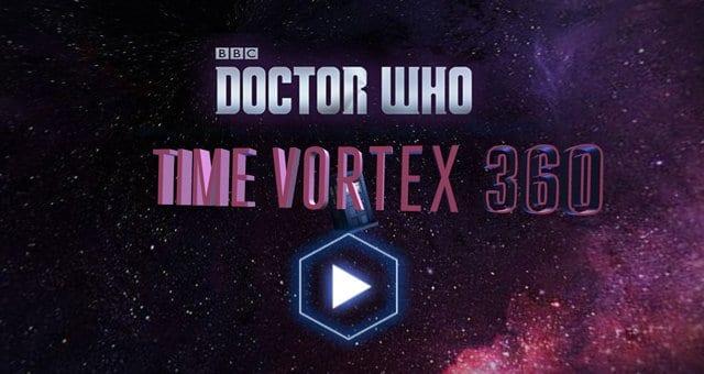 Flieg mit der TARDIS durch das Doctor Who Intro