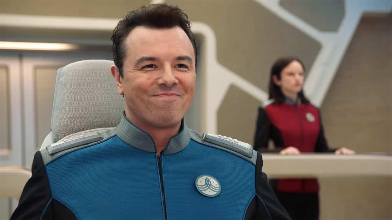 Trailer zur Star Trek Comedy: The Orville - Seth