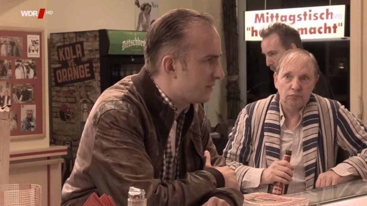 Jan Böhmermann und Olli Schulz bei Dittsche