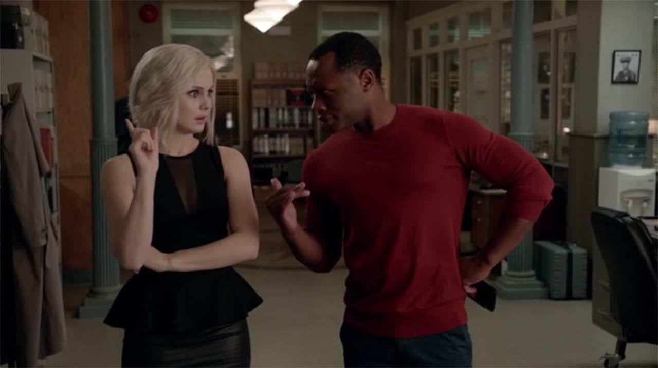 Review: iZombie S03E05 – Spanking the Zombie