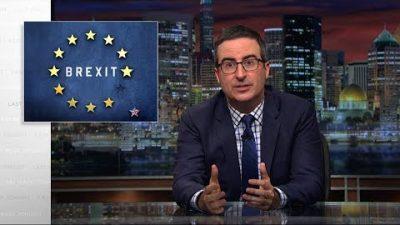 Last Week Tonight with John Oliver: Brexit II