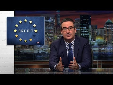 Last Week Tonight with John Oliver: Brexit II