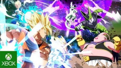 DRAGON BALL FighterZ – E3 2017 Trailer