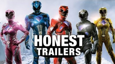 Honest Trailers – Power Rangers (2017)
