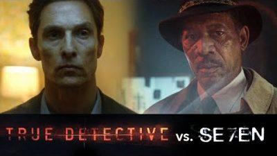 Parallelen: True Detective und Se7en