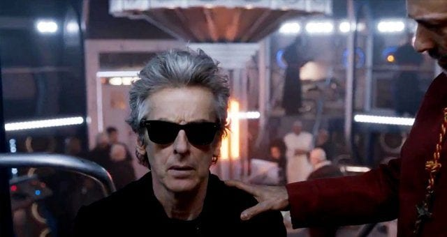 Review: Doctor Who S10E05E06 – Oxygen | Extremis