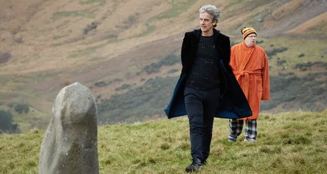 Review: Doctor Who S10E09+10 – The Empress of Mars | The Eaters of Light