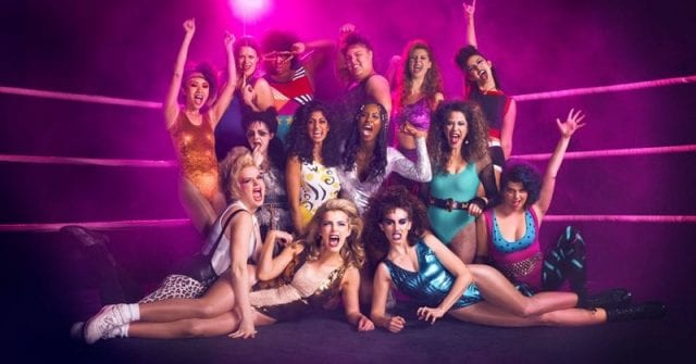 Review: GLOW – Staffel 1