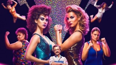 Neues Featurette zur Netflix Original Serie GLOW