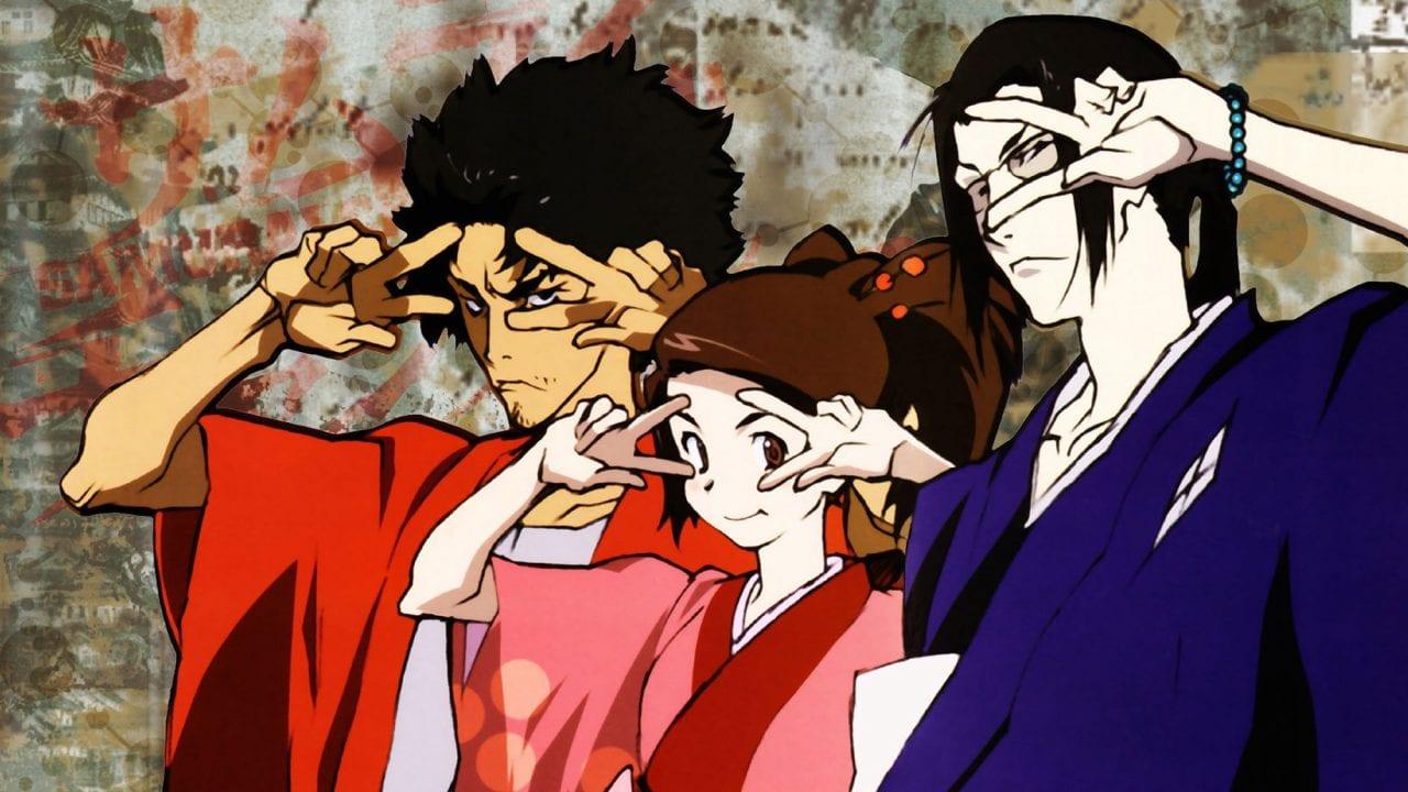 Serientipp: Samurai Champloo