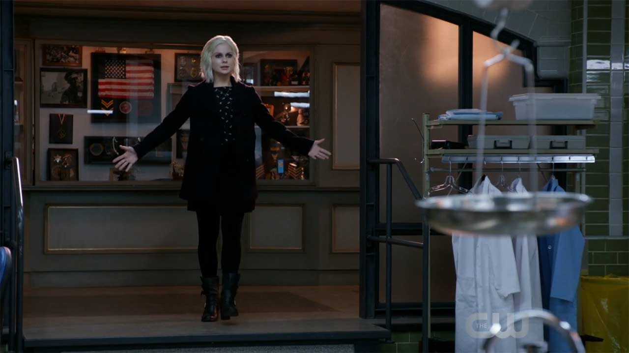 Review: iZombie S03E13 – Looking for Mr. Goodbrain, Part 2